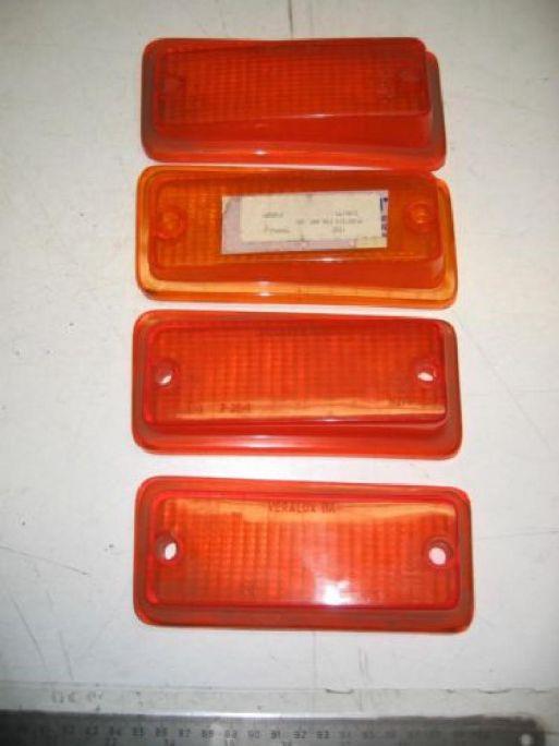 FIAT 126 - PLASTICA FANALINO ANTERIORE DESTRO