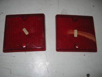 FIAT 132 - PLASTICA FANALINO POSTERIORE SINISTRO