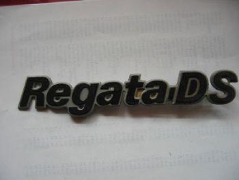 FIAT REGATA DS - LOGO ANTERIORE