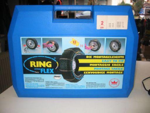 KONIG - CATENE AUTO GRUPPO 20 MODELLO RING FLEX