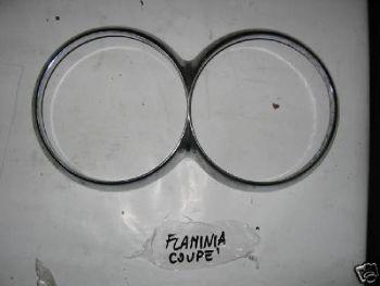 LANCIA FLAMINIA COUPÉ - CORNICE FARO ANTERIORE