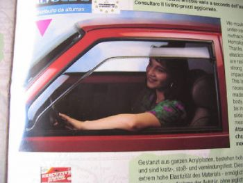 OPEL ASCONA 4 PORTE 1981 - COPPIA DI TURBO DEFLETTORI AUTO