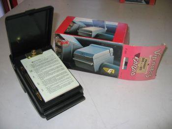 PEUGEOT 205 GTI DAL 1986 - PORTA OGGETTI CON NOTES A CASSETTINO