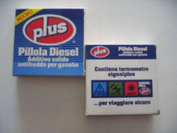 STP - ADDITIVI ANTIGELO IN PILLOLE MOTORI DIESEL