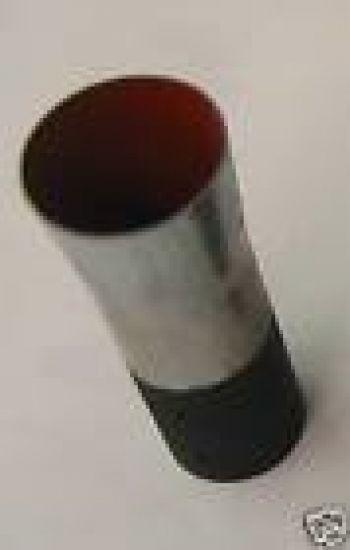 TERMINALE DI SCARICO CROMATO A TROMBETTA 48 mm