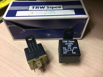 SIPEA T1958 - RELE' TELERUTTORE CONTATTO SCAMBIO 12V 15/30 AMP