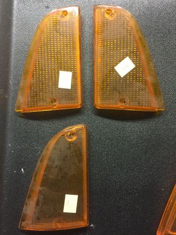 MINI 90/120  - DE TOMASO PLASTICA ARANCIONE FANALE ANTERIORE DESTRO SIEM