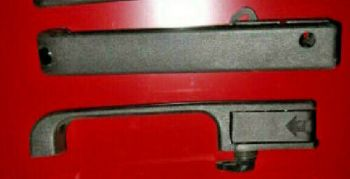 Dettagli su  Fiat Panda '862002 - Maniglia Interna Contromaniglia Posteriore Destra Marrone