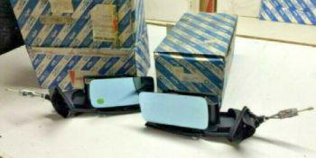 Dettagli su Fiat Croma 90-96 Coppia Specchietti Specchio Retrovisori Meccanico originali