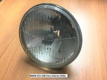 Bmw E21 E28 - Faro Fanale Interno marca HELLA 1F3114155-001