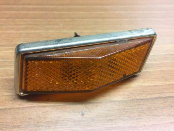Fiat 131 - Fanale Laterale Lucciola Freccia Destra Cromata Olsa