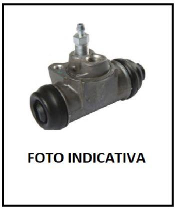 Ford Escort TT - Cilindretto Freno Ruote Posteriori GEOM 7345