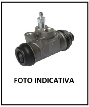 Iveco Daily Turbo Cilindretto Freno Ruote Posteriore (TRIGER 664091)