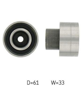 SKF VKM 22153 Galoppino Puleggia Cinghia Dentata (D 61 mm - L 33 mm)