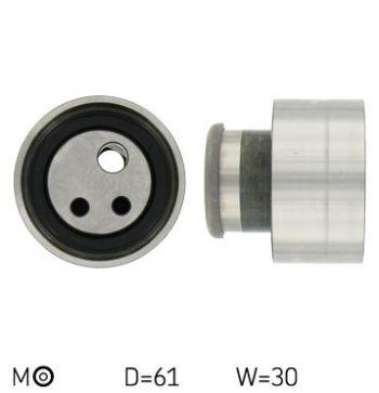 SKF VKM 12151 Rullo Tenditore Cinghia Dentata Distribuzione (D 61 mm - L 30 mm)