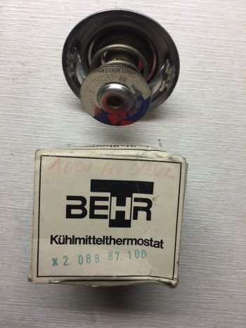 Audi 100 VW Passat Termostato Refrigerante BEHR 208887