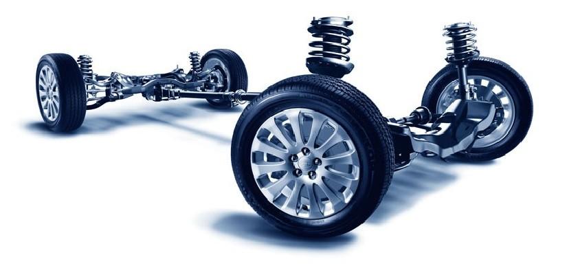 Steering heads, steering arms, tie rods, suspension rods, stabilizer bar, shock absorbers, vintage car shock absorbers, steering wheels, classic cars, antique cars