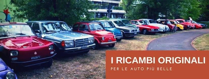 Ricambi originai automobili d'epoca